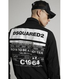 CAZADORA DSQUARED2