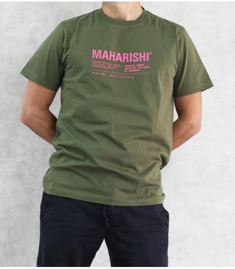 T-SHIRT MAHARISHI